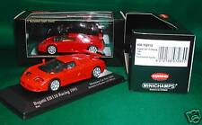 Bugatti EB110 Racing 1991 Red Exc for Kyosyo Japan