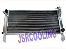 2 ROW Aluminum Aftermarket Radiator fit for 2010-2012 Genesis Coupe MT New