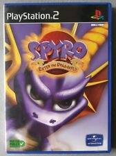 Jeu SPYRO : ENTER THE DRAGONFLY - Playstation 2 (PS2) - Français (PAL) - Complet