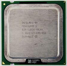 SL8CN Intel Pentium D 830 3GHz/2M/800MHz Socket 775 Processor