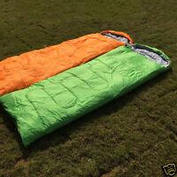 Outdoor Waterproof Sleeping Bag Camping Travel Hiking Ultra-light Fleabag