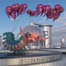 FEVER THE GHOST - ZIRCONIUM MECONIUM [DIGIPAK] * NEW CD