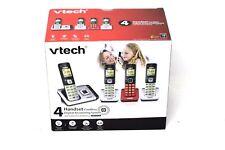 VTECH Cordless Phone System 4 Wireless Handsets Answering Machine CS6729-4D