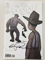 THE GOON #25 (2008) DARK HORSE COMICS AUTOGRAPHED by ERIC POWELL with COA!  NM