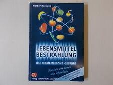 Buch: Lebensmittel Bestrahlung