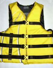 Stearns Ski Vest Flotation Aid Adult Universal 30-52in Chest, 90lb+ Weight #5311