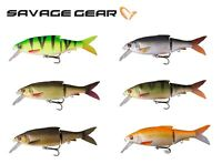 Savage Gear 3D Roach Lipster Lure 13.0 - 18.2cm / 26 - 62g Shad Pike Fishing
