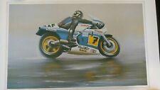 More details for job lot motorcycle prints- barry sheene - mick grant - rob mc elnea 24