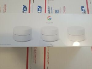 Google Wifi - Whole Home Dual-Band Mesh Wi-Fi System - 3 Pack 👩💻👨🏿💻👨🏽❗❗