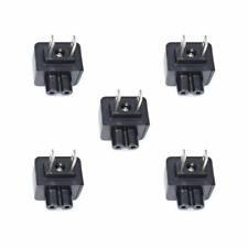 5X Figure 8 C7 to US Plug 2 pin Power PLUG Adapter For PC Universal
