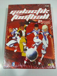 Galactik Football Segunda Temporada 2 Completa - DVD Español Ingles Nueva - 3T