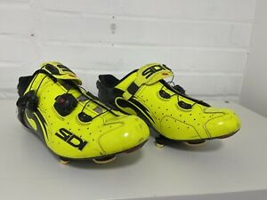 Sidi Carbon Sole Cycling Shoes 45