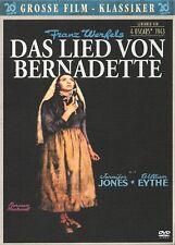 »Das Lied von Bernadette« [DVD] ?Erstauflage im Schuber?Grosse Film-Klassiker?
