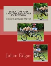 Inventors and Amateur Engineers Sourcebook by Julian Edgar - Brand New Paperback