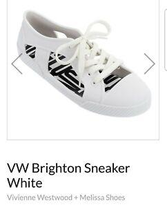 Womens Melissa Vivienne Westwood Sneaker Shoes