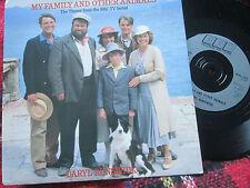 Daryl Runswick – My Family And Other Animals BBC RESL 220 UK 7inch 45 single