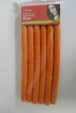 "Magic Twist 5/8"" Flex Rods Length 10"" Pack of 6 Color Orange"