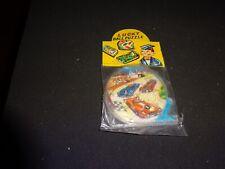 Lucky Toys vintage mint/box Autorennen Geduldsspiel sealed pristine 60ies Top