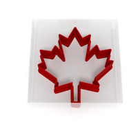 8CM Maple Leaf Cookie Cutter Biscuit Dough Icing Canada Flag Shape Biscuit Cake