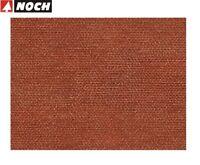 "NOCH H0 56610 3D-Kartonplatte / Mauerplatte ""Klinker"" (1 m² - 57,28 €) - NEU"
