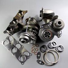 Billet Wheel Twin Turbo Set fit BMW 135i 335i 535i Z4 N54 3.0L 49131-07031+07041