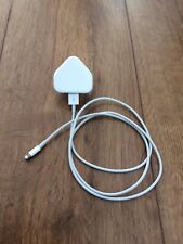 Genuine Apple Iphone X,7,6,5,5s,Wall Charger And Lightning Usb Cable