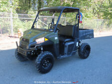 2019 Polaris Ranger 500 Gas Efi Utility Cart 2-Passenger Utv Dump Bed bidadoo