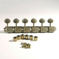 Gotoh Relic Series SD91 Mechaniken 6L, aged nickel 21333ANS NEU!