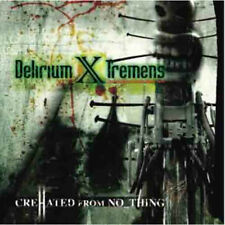 DELIRIUM X TREMENS Crehated from No Thing CD diabolic