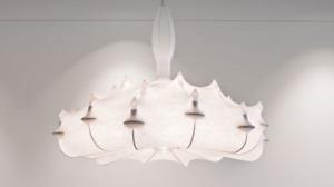 Flos Marcel Wanders Zeppelin 1 Cocoon Pendant Lamp Light