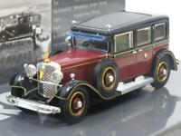Minichamps 436 034200 Political Leaders Mercedes Benz 770K Hirohito 1 43 Scale