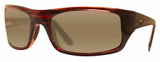 Mens New Sunglasses  Maui Jim Polarized Palms MJ 202-10 peahi Tortoise
