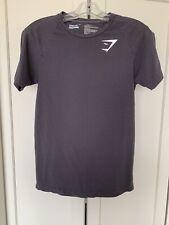 Gymshark Men's Form V3 Size Small Purple Chalk Shirt T-Shirt