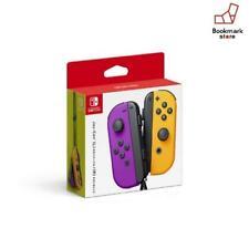 Nintendo Switch Joy-Con (L) Neon Purple / (R) Neon Orange