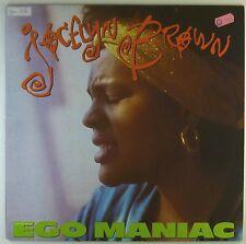 """12"""" MAXI-Jocelyn Brown-EGO Maniac-k6284h-Slavati & cleaned"""