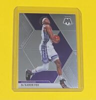 2019-20 Panini Mosaic Basketball De'Aaron Fox Sacramento Kings #10 🔥