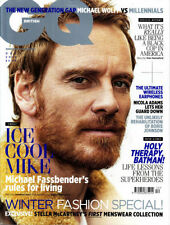 January Monthly GQ Magazines in English