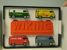 Wiking VW T1 BULLI-Quartett - 2170 01