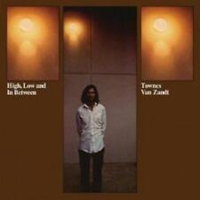 TOWNES VAN ZANDT - HIGH,LOW AND IN BETWEEN (2013 REMASTER)  CD NEW+