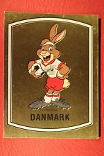 Panini EURO 88 N. 103 DENMARK BERNIE WITH BACK MINT CONDITION!!!