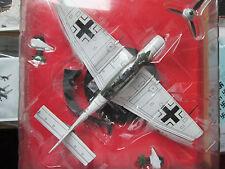 Ju - 87 D-5 STUKA  IXO / Avion / Aircraft / Plane / Metall 1:72 Bf-109 /Fw-190