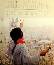 JIMI HENDRIX - LIVE AT WOODSTOCK - 2 DVDs wie NEU - im Case mit Booklett  -TOP-