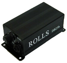 Rolls Db25b Direct Box with Ground Lift Demo Deal!