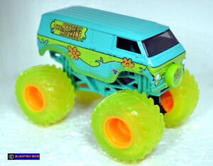 Monster Jam Scooby Doo Mystery Machine [Set Exclusive] - New/Loose/VHTF [E-808]