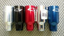 Red Kapp WDP LCD Angel Paintball High Rise Aluminum Feedneck (sold seperly)