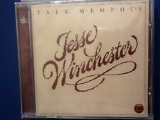 JESSE. WINCHESTER.        TALK. MEMPHIS. / PLUS. BONUS TRACKS.     COMPACT DISC