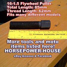 16mm FLYWHEEL MAGNETO STATOR ROTOR PULLER for HONDA CB400 CB450 CB500 C360 SL175