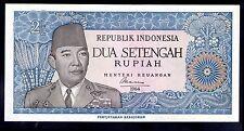Indonesia RUPIA Bff. 2.5, 039346, 1964, Casi Universal-Universal.
