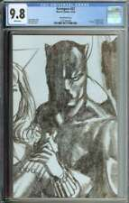 Avengers #37 CGC 9.8 Alex Ross Timeless Sketch Variant Black Panther