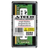 A-Tech 4GB DDR4 2666 MHz PC4-21300 1.2V 1Rx8 Memory RAM for HP ProBook 640 G3